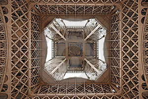 Eiffel Tower. Stock Photography - Image: 13554852