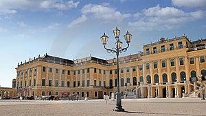 Schonbrunn. Royalty Free Stock Photos - Image: 13555088