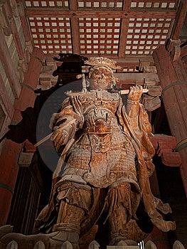 Todai Ji Temple In Nara Stock Photography - Image: 13558402