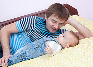 Father's Love Stock Photos - Image: 13558663