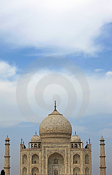 Taj Mahal Stock Photography - Image: 13561592