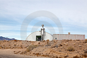 Hangar 17 Royalty Free Stock Images - Image: 13561629