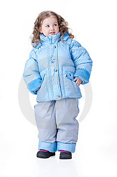Children In Fashionable Clothing Royalty Free Stock Photos - Image: 13562218