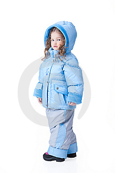 Children In Fashionable Clothing Royalty Free Stock Images - Image: 13562239