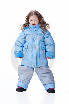 Children In Fashionable Clothing Royalty Free Stock Photo - Image: 13562255