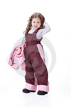 Children In Fashionable Clothing Stock Photography - Image: 13562282