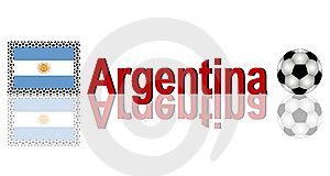Soccer Argentina Stock Images - Image: 13565794
