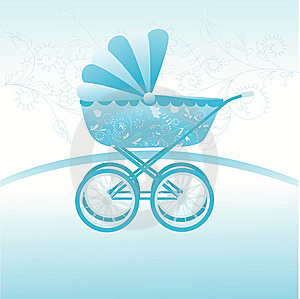 Baby Carriage Stock Photos - Image: 13570333