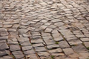 Cobbles Background Stock Image - Image: 13573501