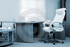 Armchair Of Director Stock Photos - Image: 13574163
