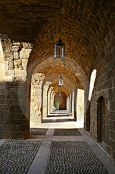 Old Caravanserai In Saida, Sidon Lebanon Stock Photography - Image: 13574312