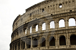 Roman Colosseum Stock Photos - Image: 13575543