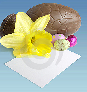 Easter Still Life Royalty Free Stock Images - Image: 13576129