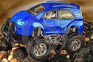 Toy Car Illustration Royalty Free Stock Photo - Image: 13576265