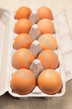 Open Eggbox Royalty Free Stock Photos - Image: 13576658