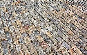 Stone Road Stock Photos - Image: 13576833