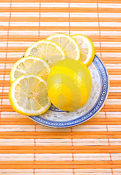 Lemon Royalty Free Stock Images - Image: 13577999