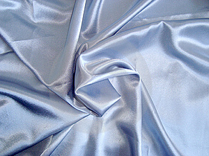 Sensuous Smooth Grey Satin Royalty Free Stock Images - Image: 13579699