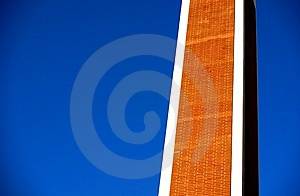 Brickwork Tower Stock Images - Image: 13580224