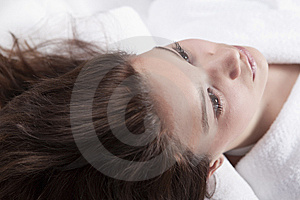 Beautiful Young Face Stock Photography - Image: 13580362
