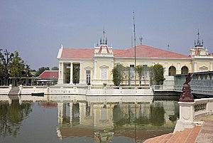 Bang Pa-In Royal Palace Stock Images - Image: 13583674