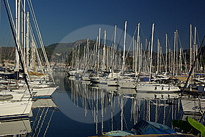 Yachts Stock Images - Image: 13589294