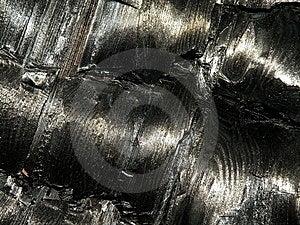 Charcoal Stock Photo - Image: 13593020