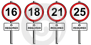 Age Restriction Stock Images - Image: 13593874