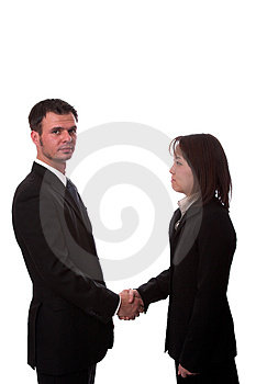 Hand Shake 2 Royalty Free Stock Photography - Image: 1364427