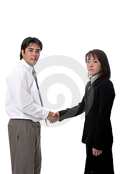 Hand Shake 4 Royalty Free Stock Photography - Image: 1364447