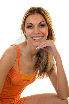 Seductive Woman Royalty Free Stock Image - Image: 1368366