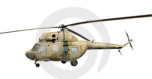 Helicopter Royalty Free Stock Image - Image: 1369296