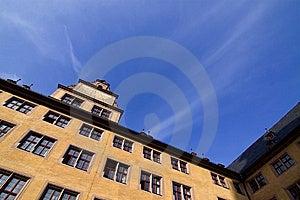 Old University, Wuerzburg, Bavaria Stock Photography - Image: 13601512