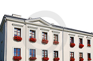 Modern Building Royalty Free Stock Images - Image: 13602299