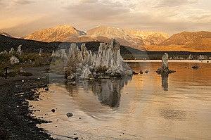 Mono Lake Stock Photo - Image: 13602450