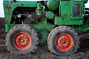 Vintage Truck Stock Photo - Image: 13602650