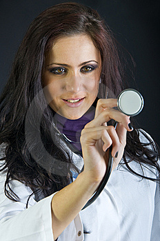 Doctor Stock Photo - Image: 13604250