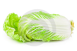Chinese Cabbage Salad Royalty Free Stock Photos - Image: 13605038