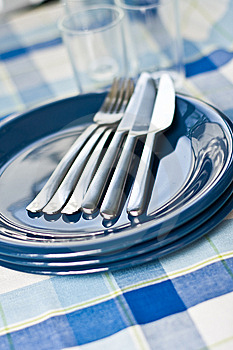 Dishware Royalty Free Stock Image - Image: 13606076