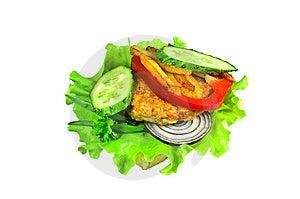 Cheeseburger Stock Photos - Image: 13606423