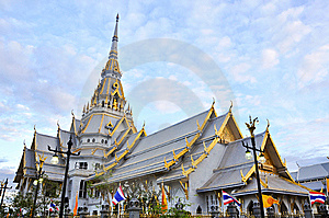 Temple Royalty Free Stock Images - Image: 13608239