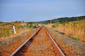 Rail Royalty Free Stock Images - Image: 13612699