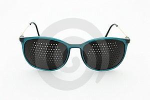 Glasses A Simulator Royalty Free Stock Photo - Image: 13613375