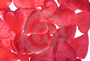 Hearts Royalty Free Stock Image - Image: 13614776