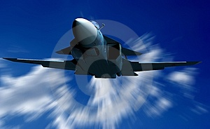 The  Plane Royalty Free Stock Image - Image: 13616956