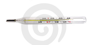 Medical Thermometer Royalty Free Stock Photo - Image: 13623495
