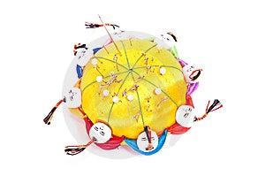 Needles Royalty Free Stock Image - Image: 13623596
