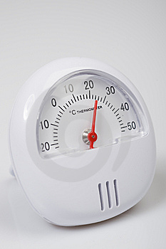Celsius Thermometer Stock Image - Image: 13626061