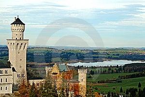 Neuschwanstein Royalty Free Stock Images - Image: 13627809