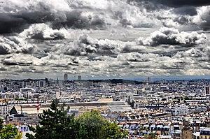 Basilica Du Sacre-Coeur Montmartre, Paris HDR Stock Photos - Image: 13628663
